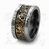 Alchemy Empire Von Rosenstein's INDUCTION PRINCIPLE Ring - Domestic Platypus