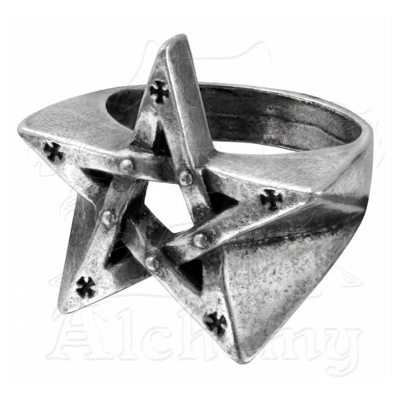 Alchemy of England PENTEGRATION Ring