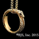 Wheel of Time ® Series Great Serpent Ring Necklace - Domestic Platypus