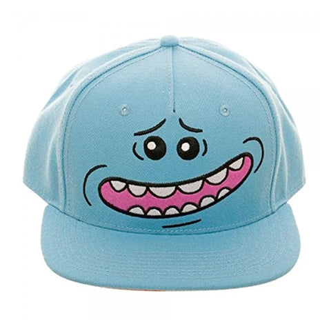 Rick and Morty Mr. Meeseeks Big Face Cap