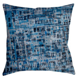 Schema Throw Pillow