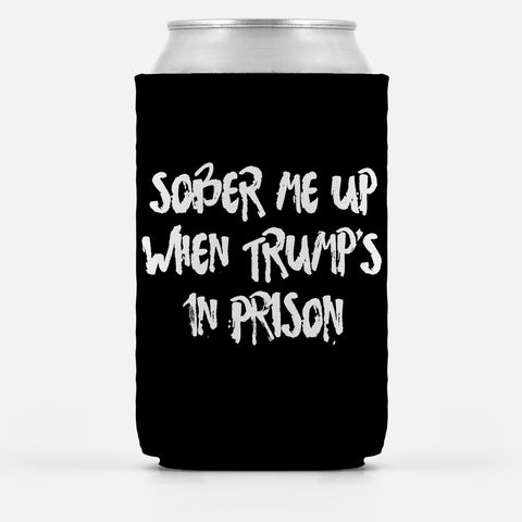 Sober Me Up When Trump's In Prison Can Cooler