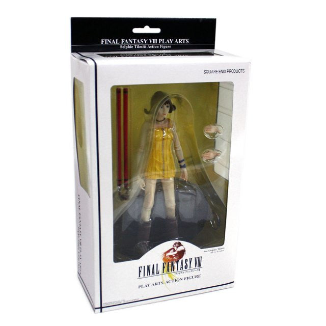 Final Fantasy VIII Play Arts SELPHIE TILMETT Action Figure - Domestic Platypus