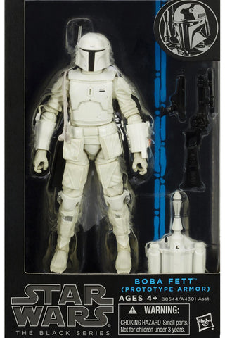 Star Wars Black Series BOBA FETT (Prototype Armor) Exclusive Wave 5 Figure