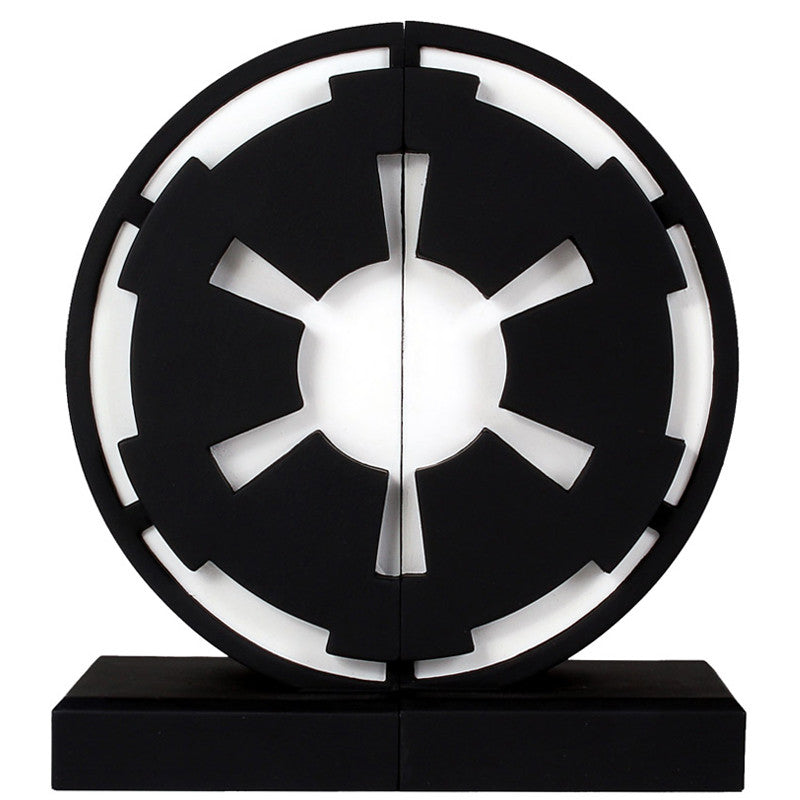 Star Wars: Limited Edition IMPERIAL CREST BOOKENDS