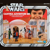 Star Wars: Kenner Jumbo Figure Series CANTINA ADVENTURE Play Set - Domestic Platypus