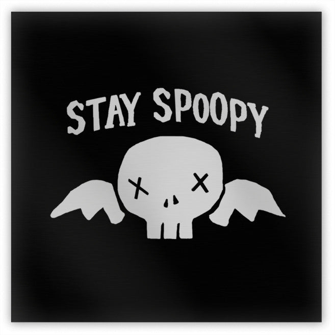 Stay Spoopy Magnet - Domestic Platypus