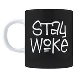 Stay Woke Mug - Domestic Platypus
