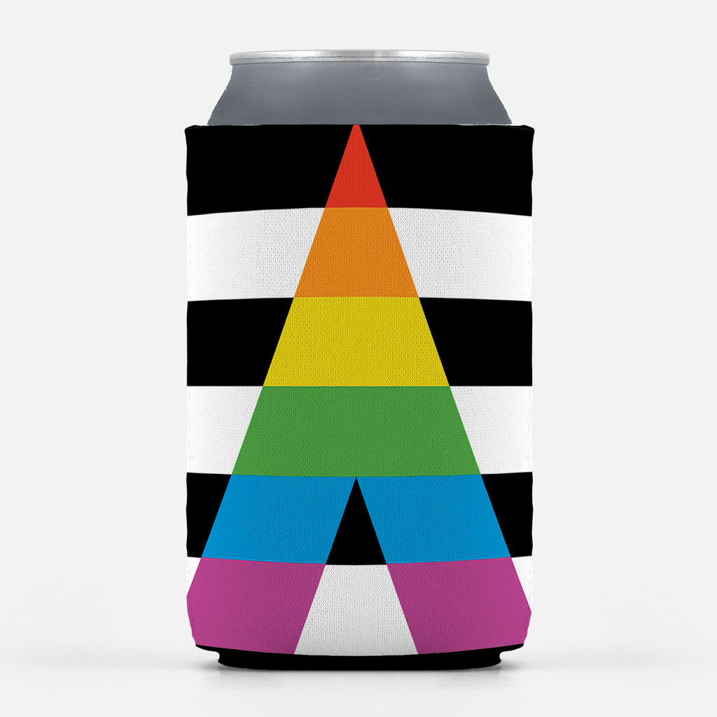 LGBTQIA Straight Ally Can Cooler