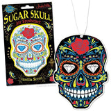 Sugar Skull Air Freshener - Domestic Platypus
