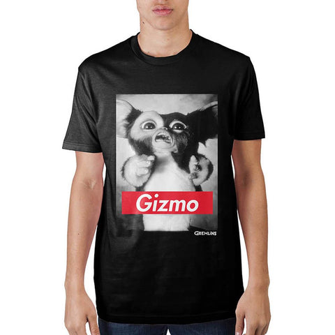 Gremlins 2 Frightened Gizmo Streetwear Tee