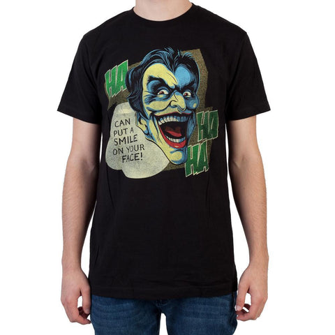 The Joker 'Put a Smile on Your Face' Shirt