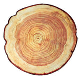 Tree Ring Slice Floor Mat / Area Rug