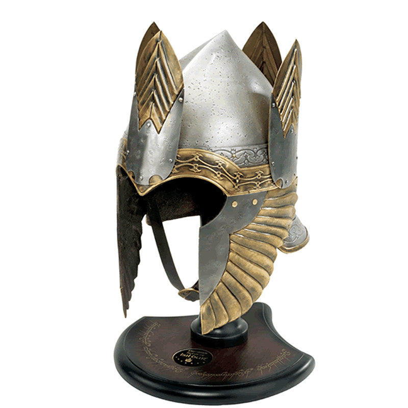 Lord of the Rings HELM OF ISILDUR, Son of Elendil Prop Replica - Domestic Platypus