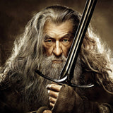 Lord of the Rings GLAMDRING Sword of Gandalf The Gray - Domestic Platypus