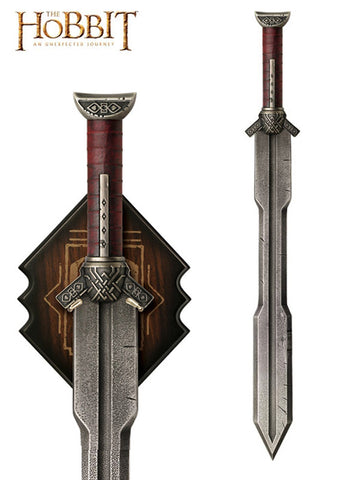 The Hobbit - Sword of Kili the Dwarf - Domestic Platypus