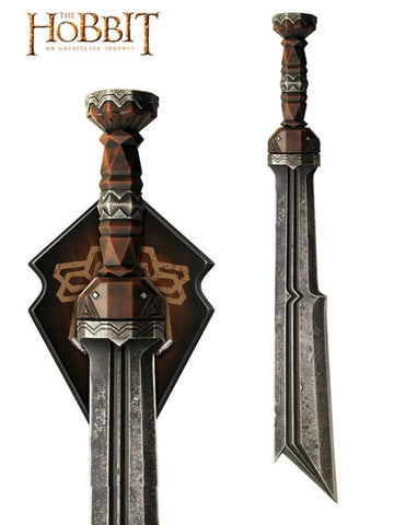 The Hobbit - Sword of Fili the Dwarf - Domestic Platypus