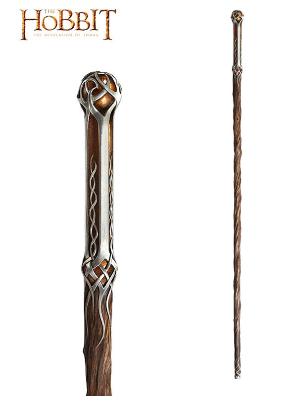 The Hobbit - STAFF OF THRANDUIL Prop Replica - Domestic Platypus