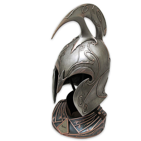 The Hobbit RIVENDELL ELF HELM Prop Replica - Domestic Platypus