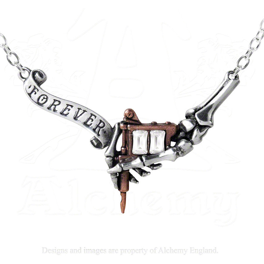 Alchemy FOREVER INKED Pendant Necklace - Domestic Platypus