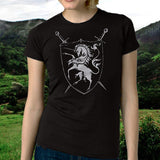 Unicorn Crest Shirt - Domestic Platypus