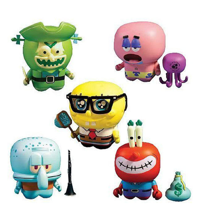 UNKL Series 1 SPONGEBOB Figure Set - Domestic Platypus
