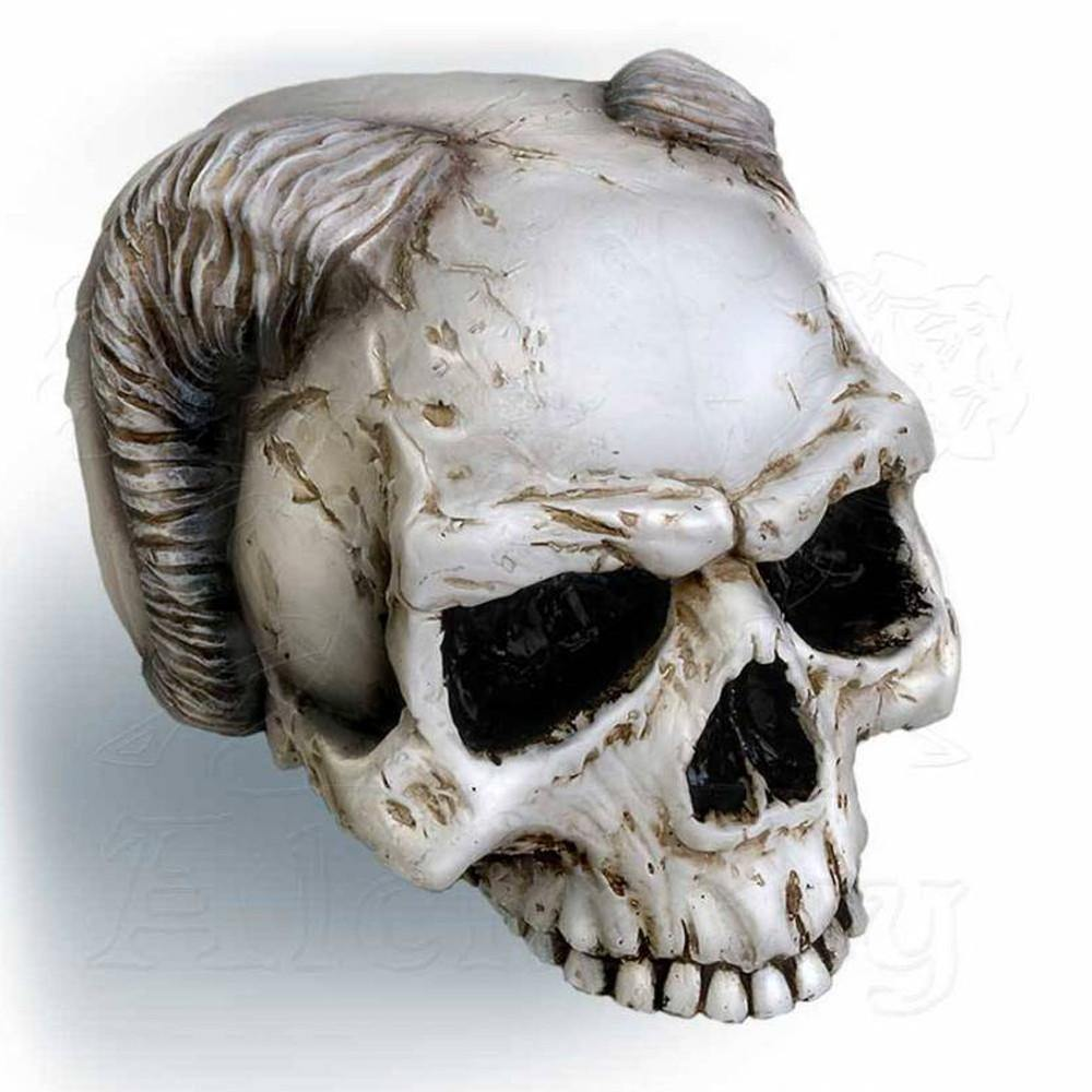 Alchemy Gothic ANGEL OF HADES Demon Skull - Domestic Platypus