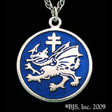 Dracula's ORDER OF THE DRAGON Pendant Necklace