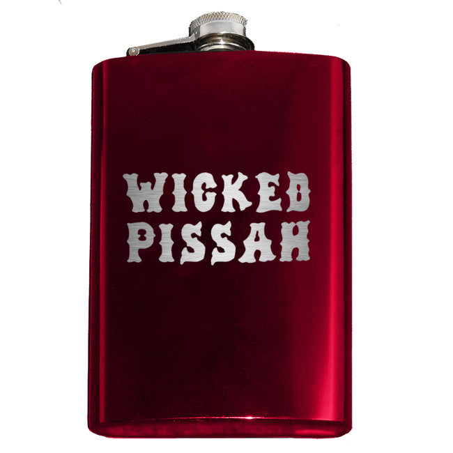 Wicked Pissah Flask - Domestic Platypus