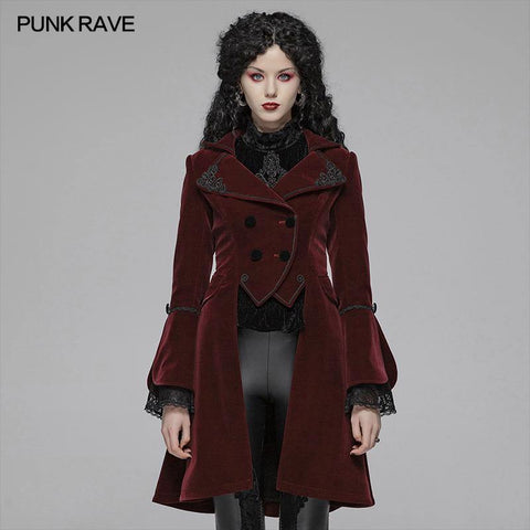 Swansong Jacket by Punk Rave