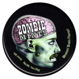 Brain Flavored ZOMBIE MINTS Candies