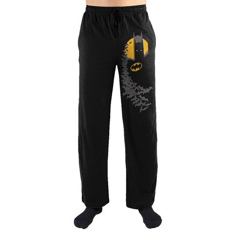 Batman Full Moon Silhouette Lounge Pants