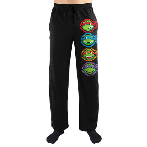TMNT Face Print Lounge Pants