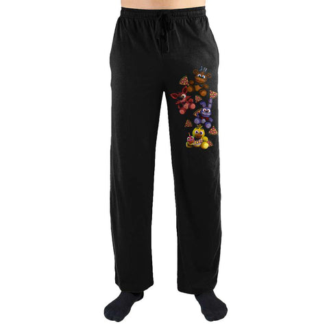 Five Nights at Freddy's Chibi Characters Lounge Pants