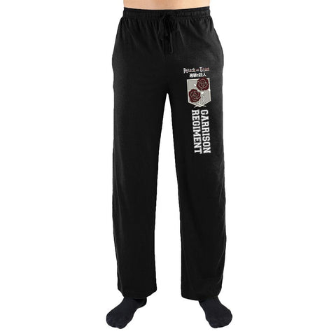 Domestic Platypus-Attack on Titan Garrison Regiment Lounge Pants, Unisex Loungewear-Lounge Pants-[meta description]