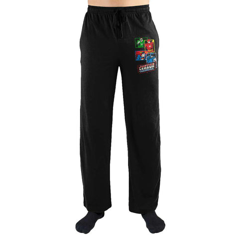 Justice League Classic Four Lounge Pants