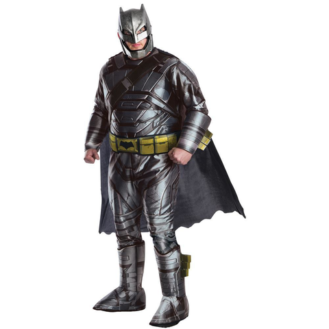 Batman Armored Dawn Of Justice  Plus Size Costume