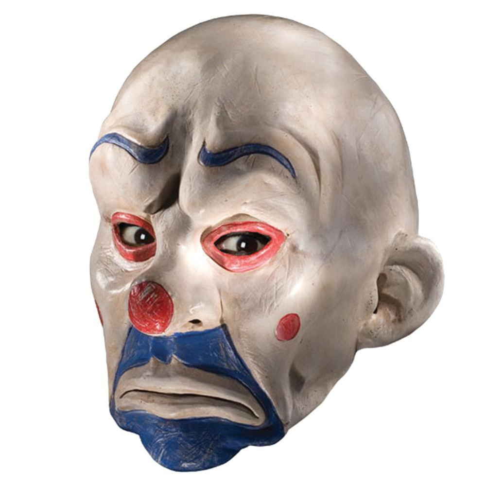 Batman Dark Knight Rises Clown Mask