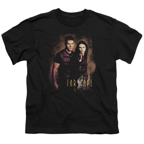 FARSCAPE Wanted Youth Graphic Tee