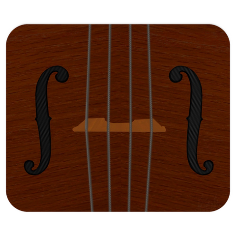 Violin Viola Cello Mousepad