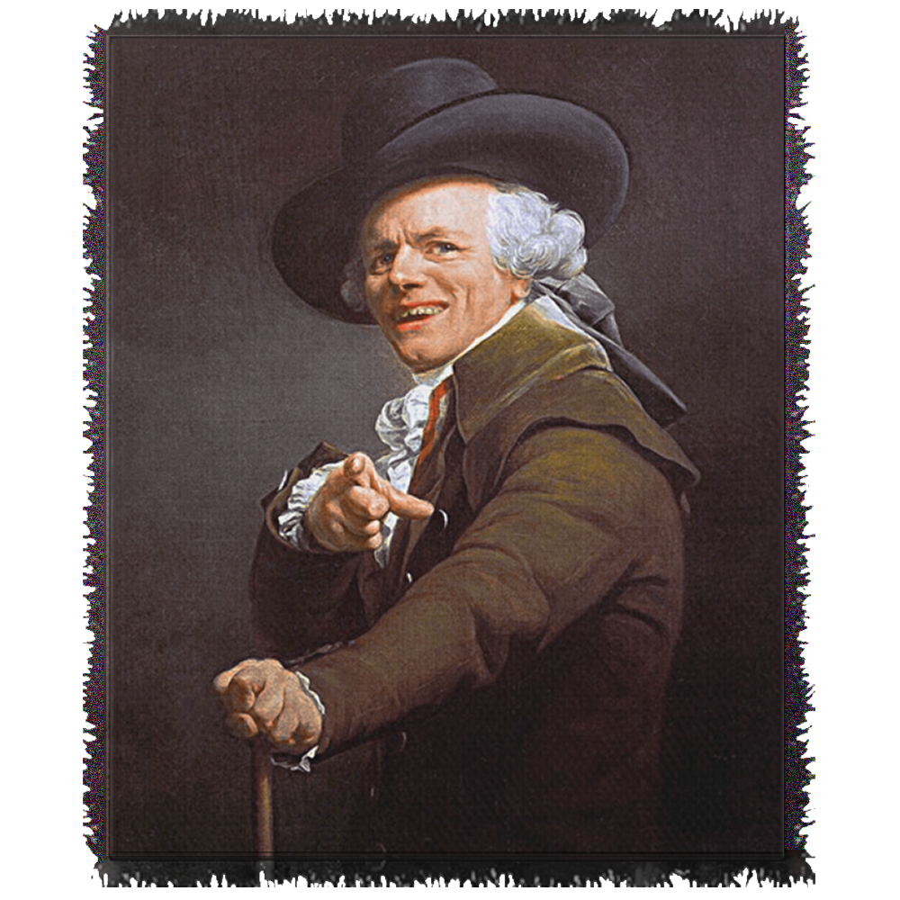 Ducreux Throw - Domestic Platypus