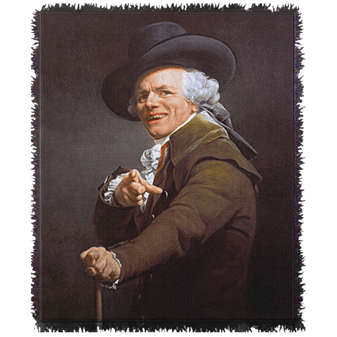 Ducreux Throw