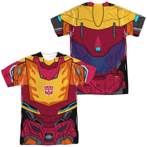 TRANSFORMERS Classic Hot Rod Costume Tee