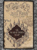 Harry Potter MAURAUDER'S MAP Jigsaw Puzzle