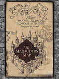 Harry Potter MAURAUDER'S MAP Jigsaw Puzzle - Domestic Platypus