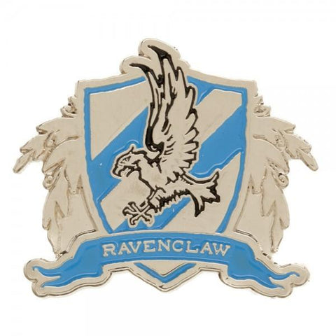 Harry Potter Ravenclaw Crest Lapel Pin