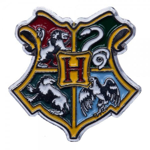 Harry Potter Hogwarts Crest Lapel Pin