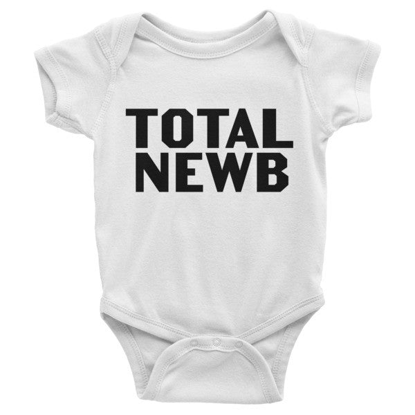 TOTAL NEWB Infant One Piece - Domestic Platypus