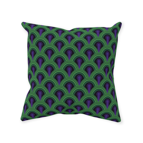 Overlook 237 Throw Pillows