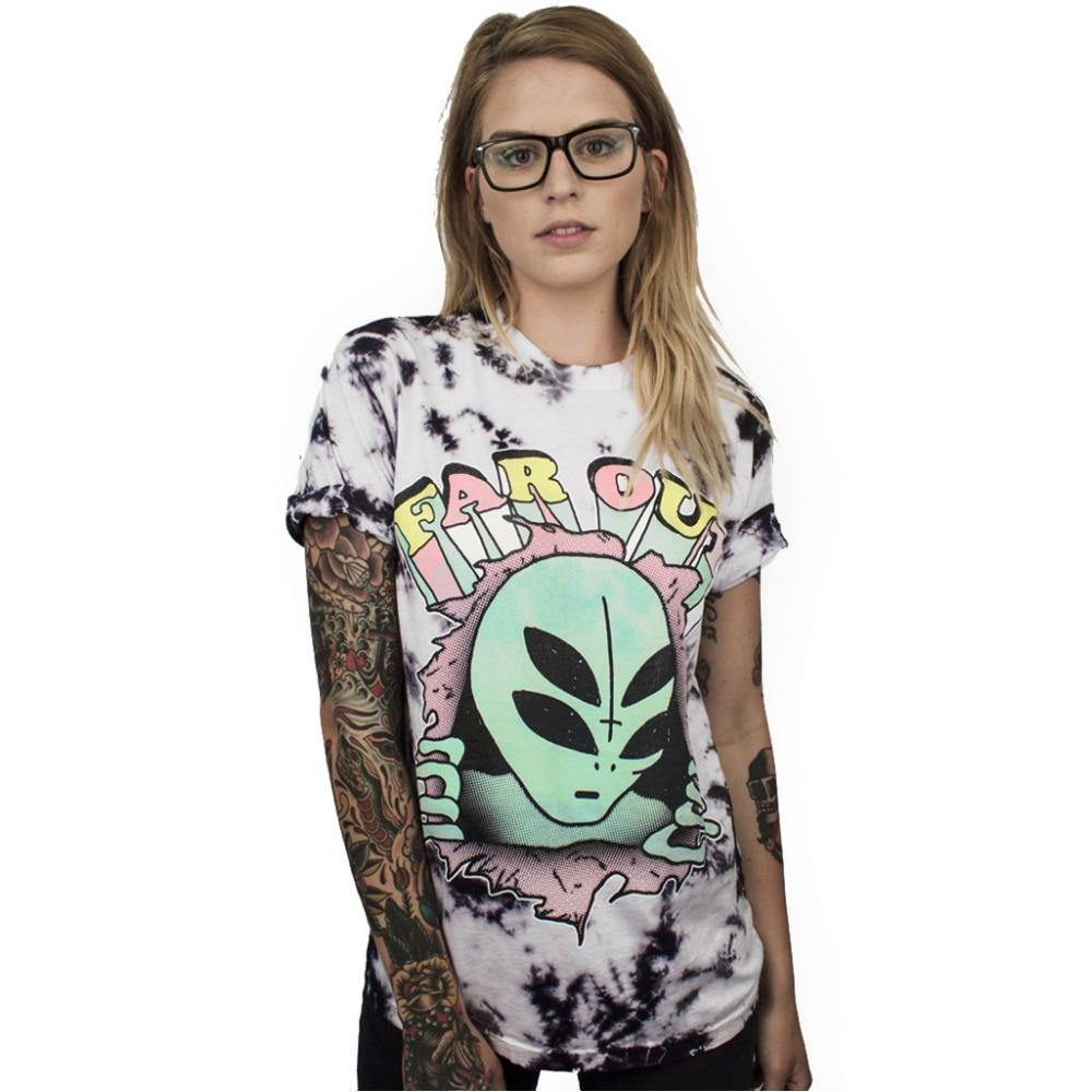 Far Out Tee, Innergalactic